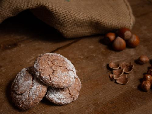 Macaron bio au chocolat - Biscuiterie du Verger_CHV2598